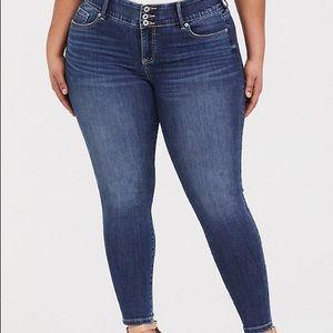 Torrid Premium Skinny Jegging Jeans